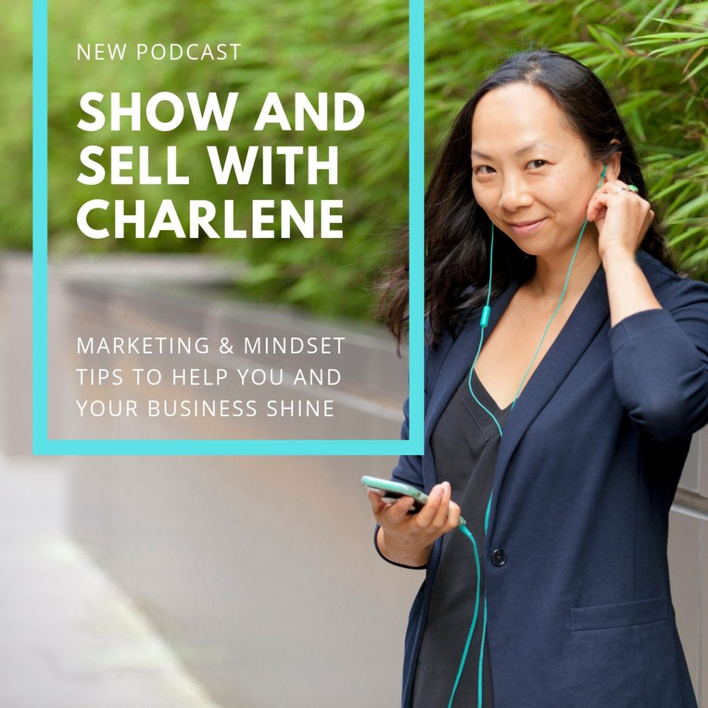 Show and Sell with Charlene podcast